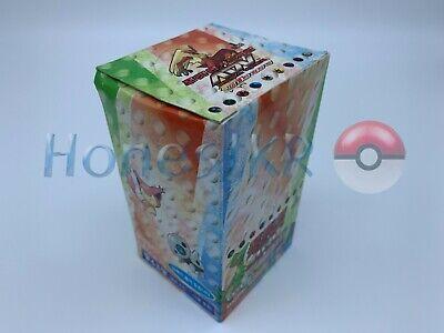 [new, rare] Box (20 packs) - 2004 Pokemon booster ADV pack 1st Korean edition
