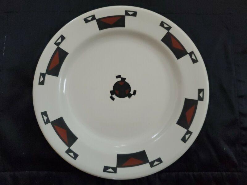 Ahwahnee Hotel Vintage Yosemite Sterling China Dinner Plate