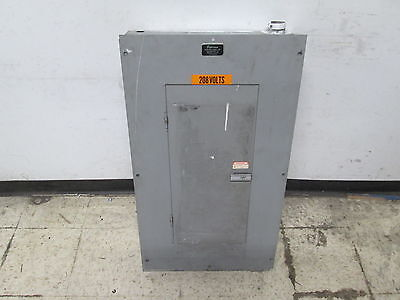 Peterson Electric Main Breaker Circuit Breaker Panel Cdp7a 90a Max 3ph4w Used
