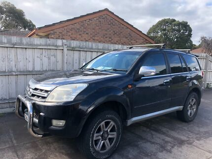 2010 Great Wall X240 SUV 4WD BARGAIN! Cranbourne North Casey Area Preview