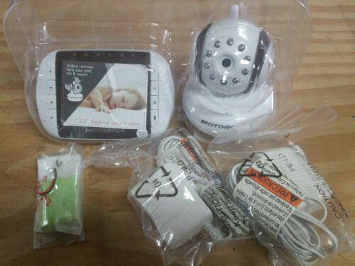 Motorola Baby Monitor Mbp36 with One Camera, C