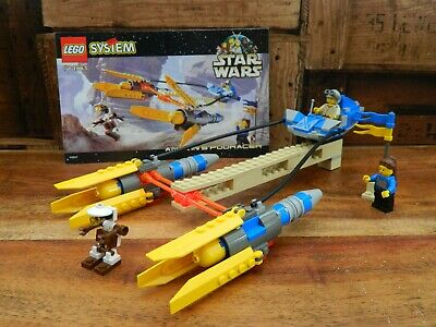 LEGO Star Wars 7131 Anakin's Podracer - 100% Complete w/ Instructions