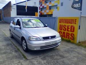 2004 Holden Astra Hatchback 1 Year Warranty Woy Woy Gosford Area Preview