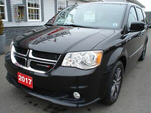 2017 Dodge Grand Caravan We finance 0 money down&cash back*  SXT