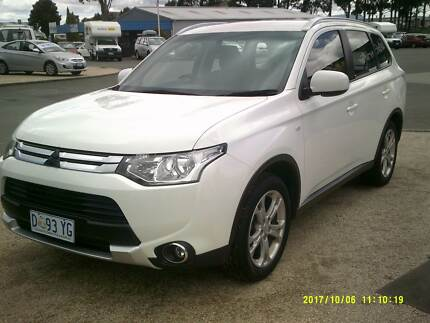 2014 Mitsubishi Outlander AWD Wagon Launceston Launceston Area Preview