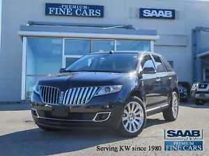 2013 Lincoln MKX AWD Navigation/Cooled seats/Panorama Sunroof