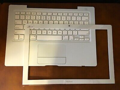 "Apple MacBook 13"" White Bezel and Keyboard 2006 - 2008 for sale  Shipping to India"
