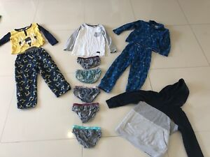 Boys size 6 winter clothes bundle