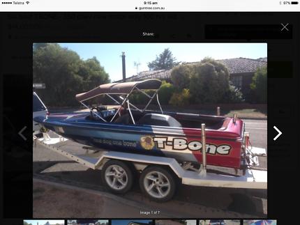 SKI BOAT - Great first boat