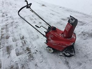 Honda HS35 Snowblower