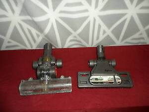Two Genuine Dyson Parts - Turbine Head and Automatic Musclehead Condell Park Bankstown Area Preview