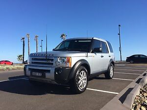 2007 Land Rover Discovery 3 SE MY06 upgrade Port Melbourne Port Phillip Preview