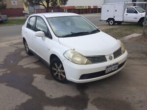 """2006 Nissan Tiida AUTO """"FREE 1 YEAR WARRANTY"""" Welshpool Canning Area Preview"""
