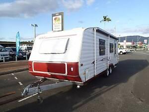 2001 Golf Challenger 21' Caravan Bungalow Cairns City Preview