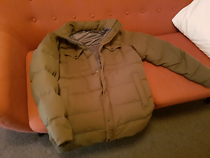 Macpac Jacket XXL Mount Nelson Hobart City Preview