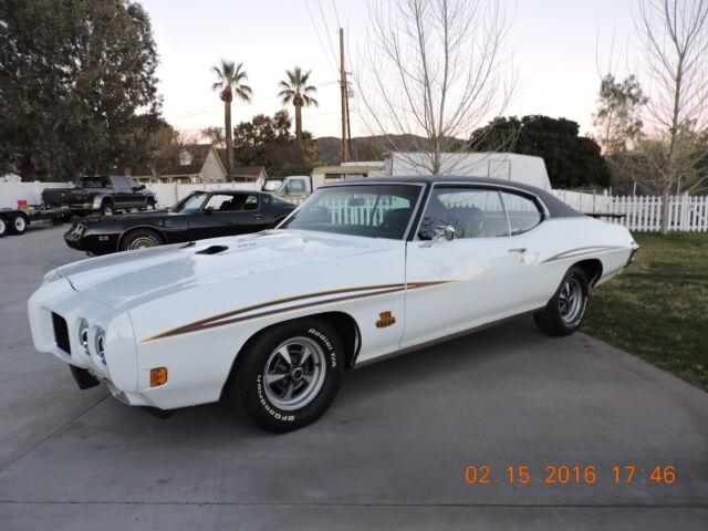Imagen 1 de Pontiac GTO  white