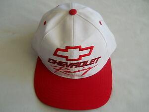 Chevrolet-Racing-Hat-Cap