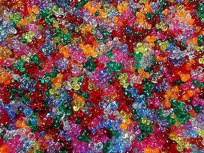 Lot of 1000 Tri-Beads Assorted Colores Art Craft Supplies Bulk](Bulk Supplies)