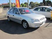 02 Hyundai Accent Automatic Sedan South Launceston Launceston Area Preview
