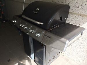 Patio master 4 burner BBQ in good condition + cover Subiaco Subiaco Area Preview