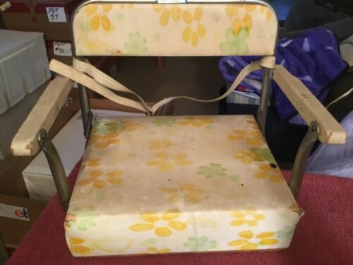 Vintage Peterson Baby Products Kids Folding Booster Seat