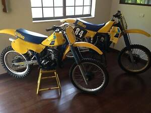 1984 RM80 BIG WHEEL. RARE VMX COLLECTORS Canberra City North Canberra Preview
