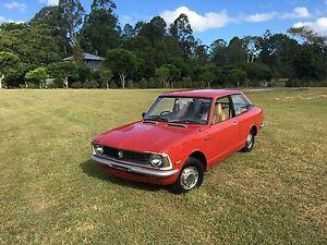 1973 Toyota Corolla Sedan Mullumbimby Byron Area Preview