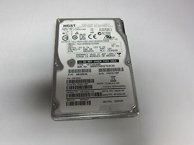 HGST IBM 600GB 10000RPM SAS 6Gbps 64MB Cache 2.5