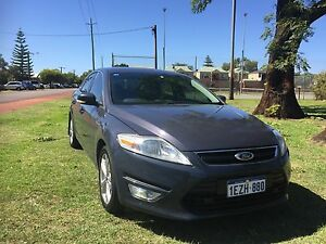 2010 Ford Mondeo Hatchback AUTO with 1 YEAR WARRANTY $8490 Leederville Vincent Area Preview