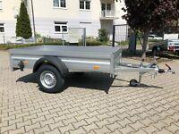 PKW Anhänger Neu 1.500 KG Humbaur Tieflader Alu  251x131x35 Dresden - Neustadt Vorschau