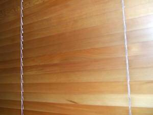 Timber venetians Sippy Downs Maroochydore Area Preview