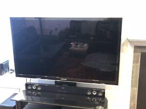 "Samsung LED 55"" 120HZ Smart TV wifi"