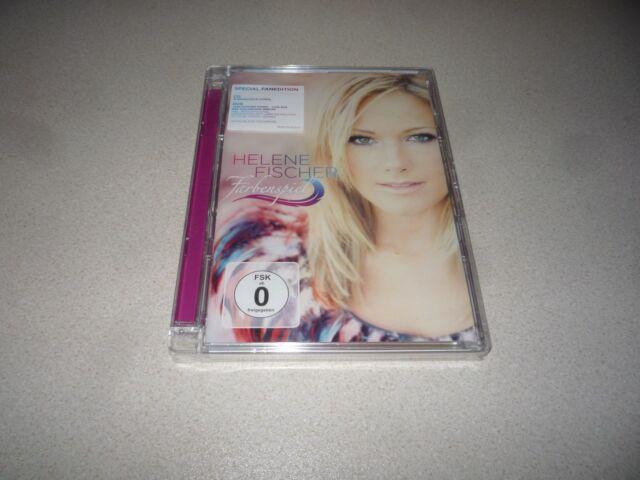 HELENE FISCHER - FARBENSPIEL (SUPER SPECIAL FAN EDITION) CD + DVD