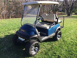 Voiturette golf cart