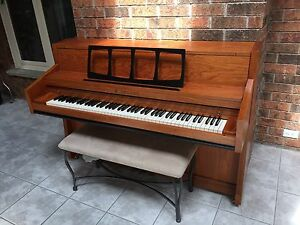 Moving sale Piano