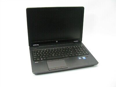 """HP ZBook 15 15.6"""" Laptop 2.4GHz Core i7 4th Gen 4GB RAM (Grade C See Notes) for sale  Shipping to Nigeria"""