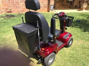 mobility scooter Shoprider Allrounder