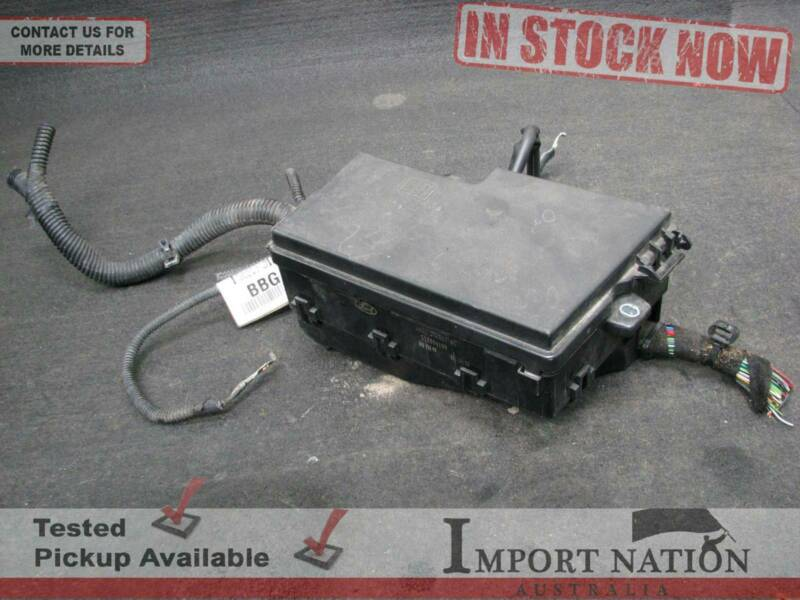 Ford Focus XR5 Engine Bay Fuse Box Fuses Relays | Engine, Engine Parts &  Transmission | Gumtree Australia Kingston Area - Braeside | 1209760817Gumtree