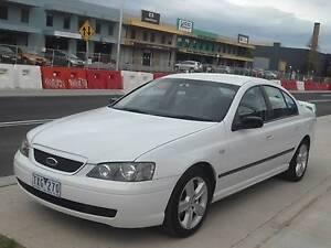 2004 Ford Falcon Sedan Footscray Maribyrnong Area Preview