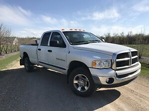 2005 Dodge Ram 3500 4x4 Long Box No Rust