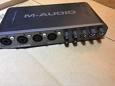 M audio fast track ultra USB Interface