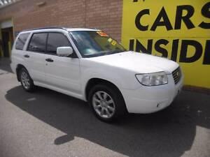 2006 Subaru Forester AWD Wagon Wangara Wanneroo Area Preview