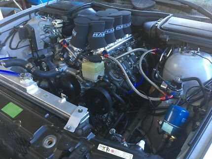 LS3 ITB 8-throttle stack efi inlet setup L98 L77 SS HSV HDT Commodore