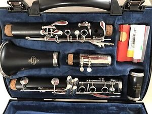 Clarinet - Buffet Crampon B12 Wakerley Brisbane South East Preview