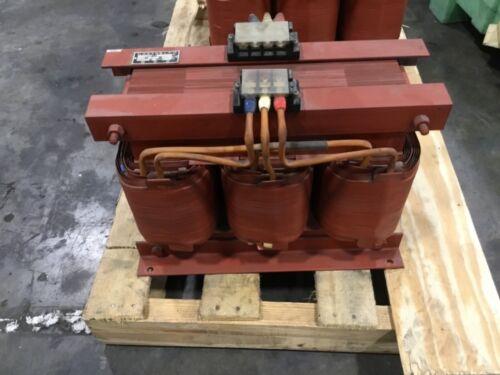 20 KVA 460 / 220 3 Phase 60HZ Electrical Transformer #3177DK