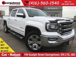 2018 Gmc Sierra 1500 SLT | 5.3L V8 | SUNROOF | LEATHER | NAVI |