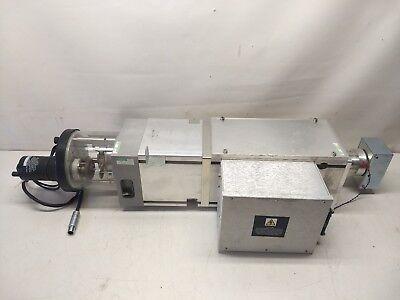 Waters Micromass Zmd Quadrupole Hexapole Chamber Assembly Mass Spectrometer