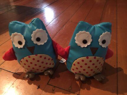 Skip Hop Owl bookends