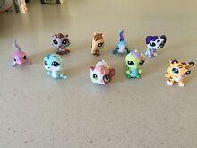 Littlest pet shop limited edition figurines. Eden Hill Bassendean Area Preview