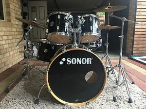 Sonor Drum Kit Atwell Cockburn Area Preview